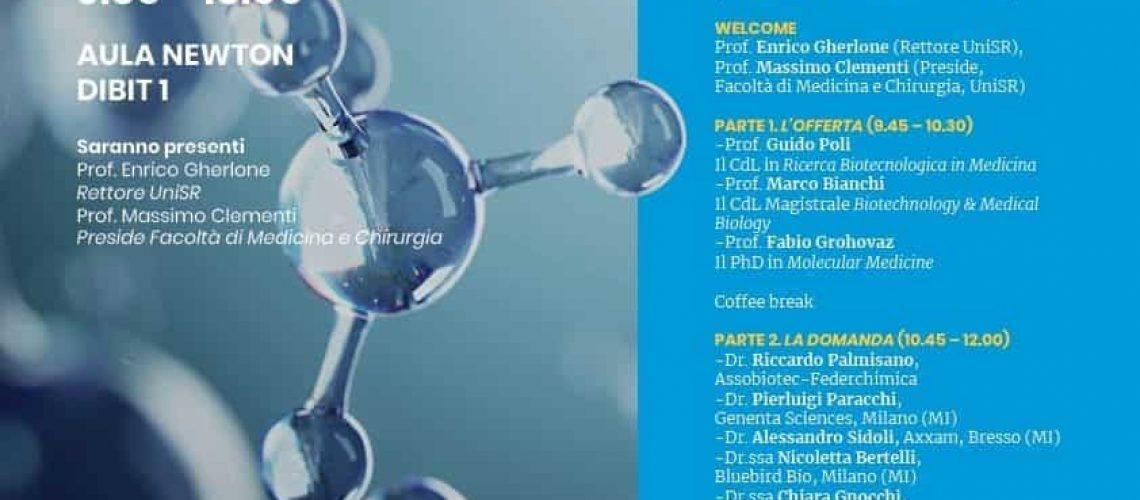 biotecnologie in medicina